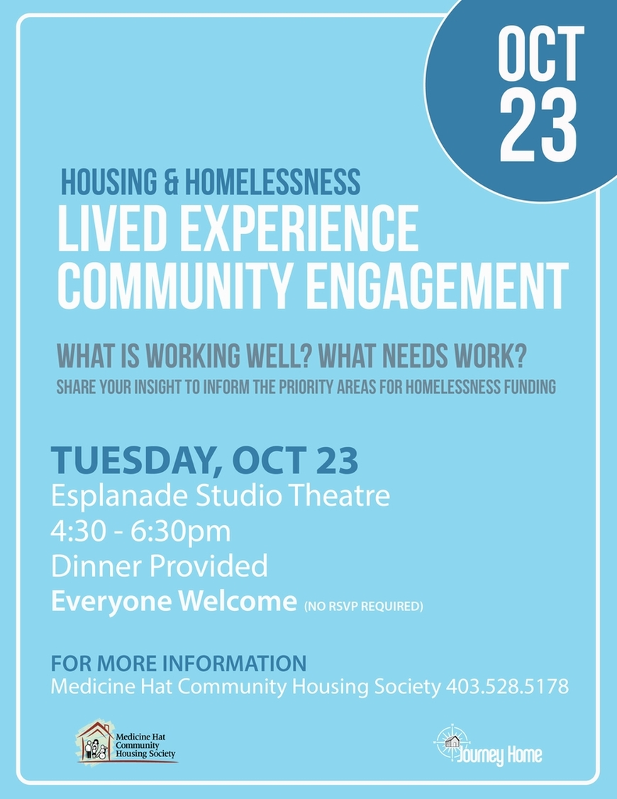 Housing & Homelessness Lived Experience Community Engagement Session  Photo 1 of 1.