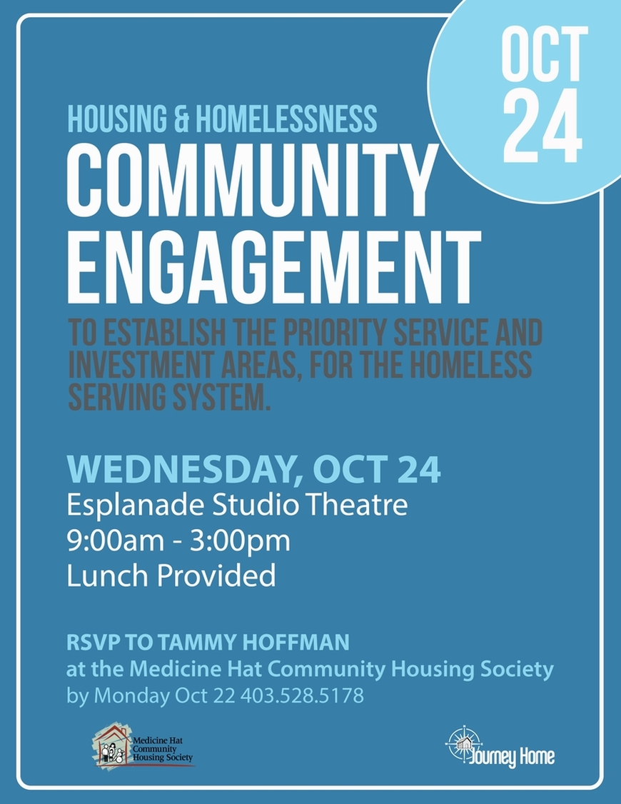 Housing & Homelessness Community Engagement Session Photo 1 of 1.